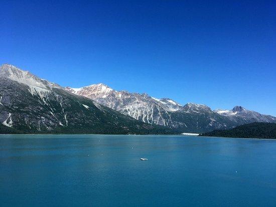 Glacier Bay National Park visitor center