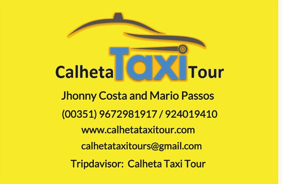 Calheta Taxi Tour
