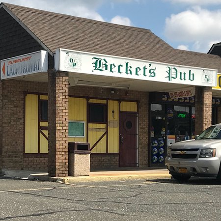 Nesconset, NY: Becket's Pub