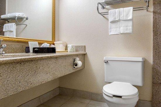 Ledgewood, NJ: Spacious guest room