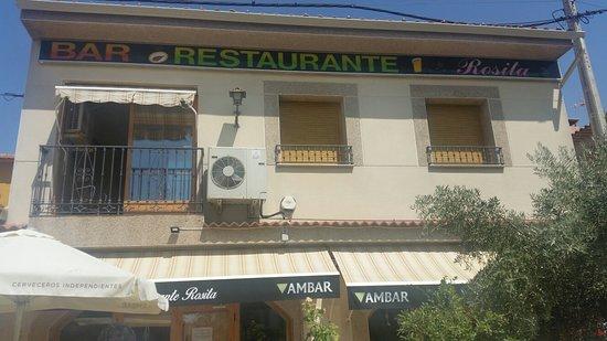 Villarta de San Juan, Spain: Recomendable
