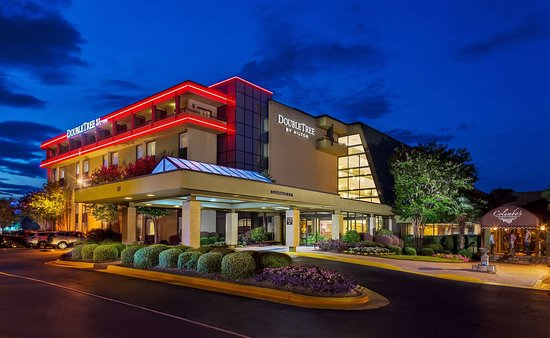 Doubletree by Hilton Hotel Columbia: Exterior