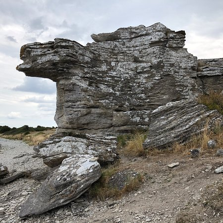 ‪‪Gotland‬, السويد: Bizarre Formations of Rocks‬