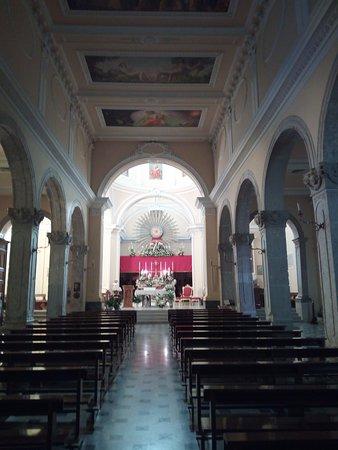 Chiesa di Santa Cristina: L'interno