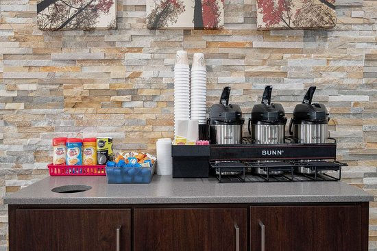 Roanoke Rapids, Carolina do Norte: Coffee Area