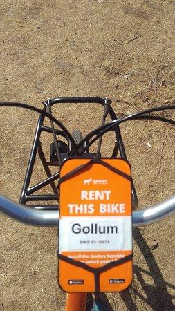 Gollum Donkey Bike