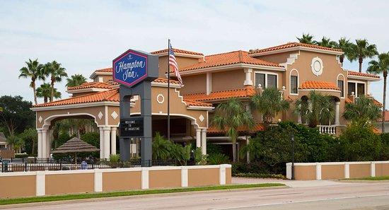 Hampton Inn St. Augustine-Historic District: Exterior