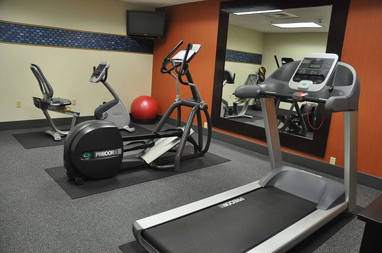 Stony Creek, VA: Health club