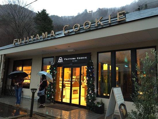 Fujiyama Cookie: Store front