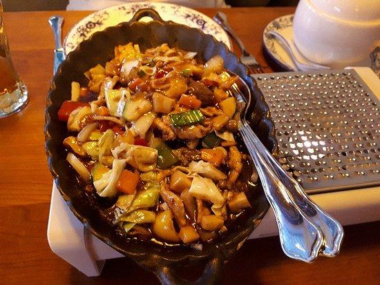 Kematen in Tirol, Österreich: Cooking Sun