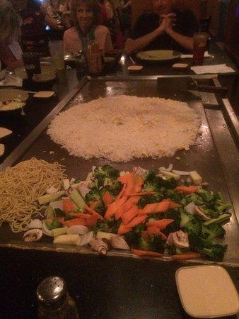 cf2264413 Shogun Japanese Steak House, Barboursville - Restaurant Reviews ...