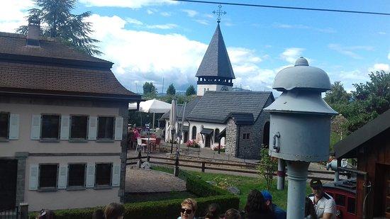 Snímek Swiss Vapeur Parc