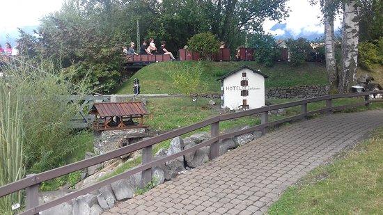 Fotografie Swiss Vapeur Parc