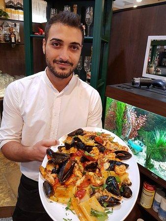 Cairate, Италия: Il Giardino Ristorante pizzeria