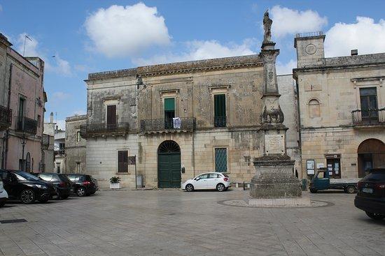 Giurdignano, Italie: Palazzo Vilei