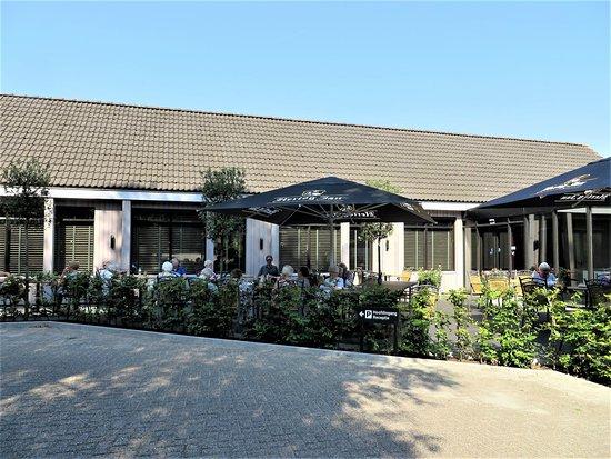 Vledder, Nederland: Terras