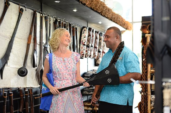 Suva, Fiji: Take home an authentic Fijian souvenir made by local artisans