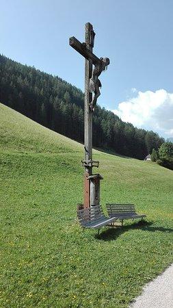 San Giovanni in Valle Aurina, إيطاليا: Crocefisso