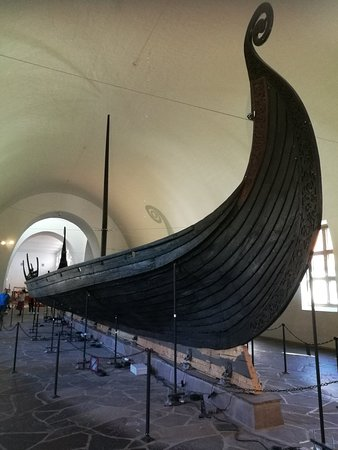 Viking Ship Museum: IMG_20180813_095542_large.jpg