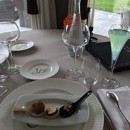 Trizay, Γαλλία: Juste délicieux