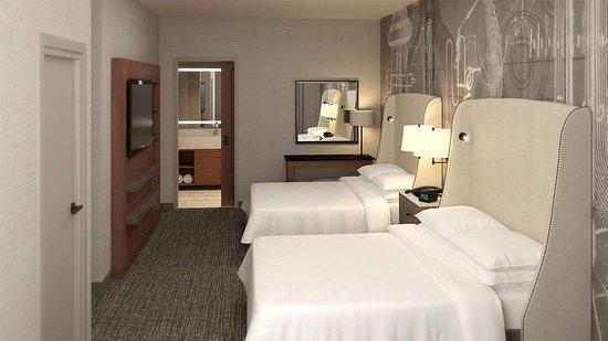 Berkeley Heights, NJ: Guest room