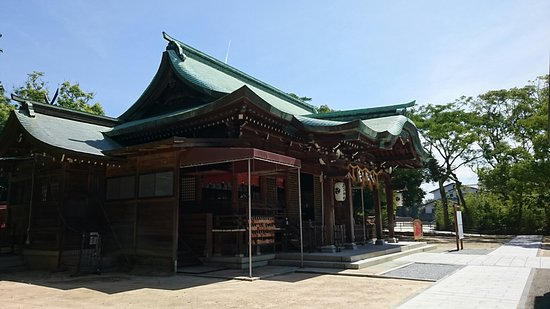 Karatsu Shrine