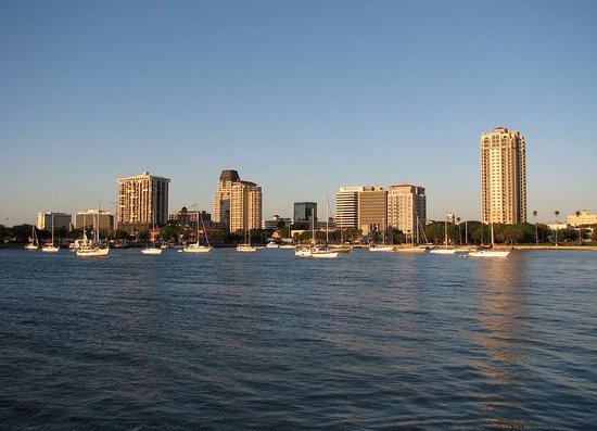 Hilton St Petersburg Bayfront Hotel