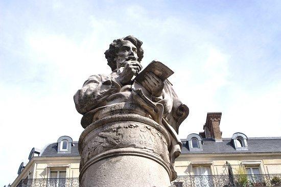Fontaine de la Place Saint Georges