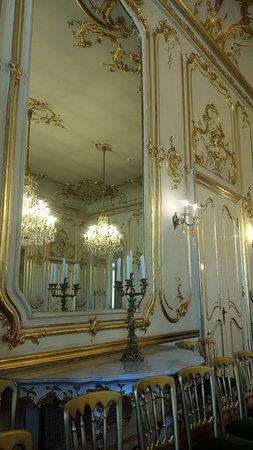 Een van de prachtige kamers