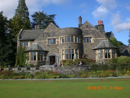 Cragwood Country House Hotel: Superb Country House Hotel