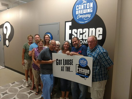 Escape Room at The Nest