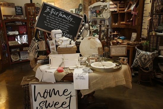 Greer, Carolina Selatan: You will always find something special in the shop!