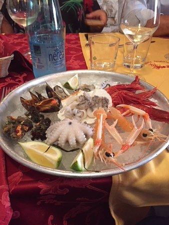 Palo del Colle, Italy: il mare in tavola