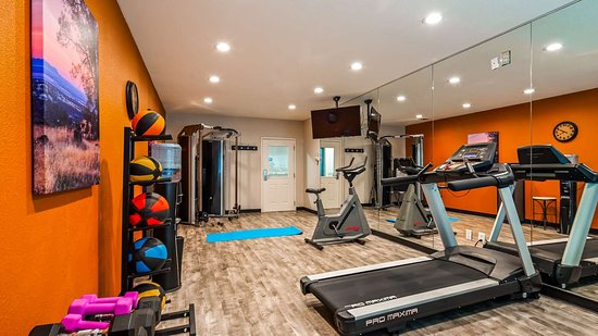 Paradise, CA: Fitness Center