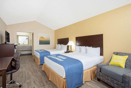 Lake City, SC: Guest room