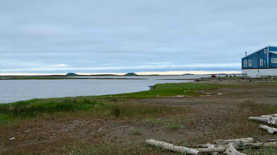 Tuktoyaktuk, Kanada: Hunter's B&B on the Arctic Ocean