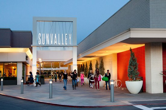 Sunvalley Shopping Center