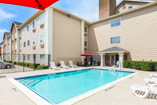 Suburban Extended Stay Hotel Lewisville Tx