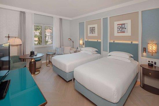 Hilton Imperial Dubrovnik: Guest room