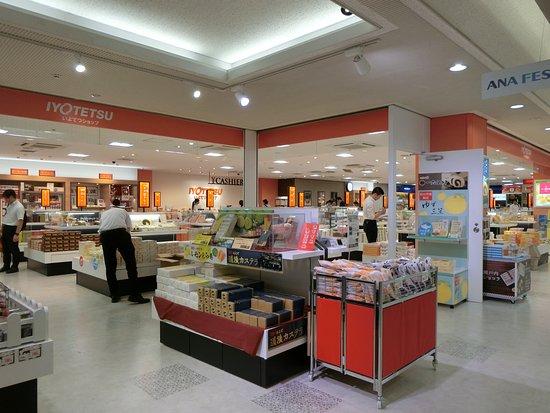 Iyotetsu Shop