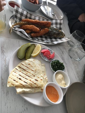 Fich at Petersham: Southern Fried Fish