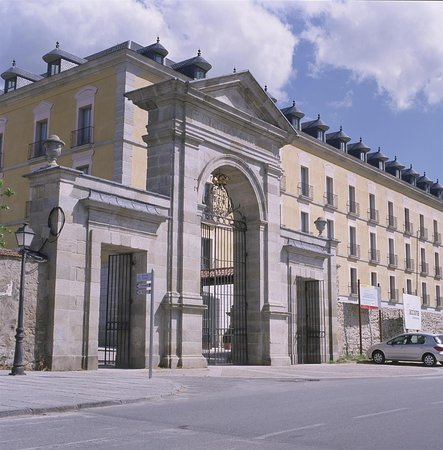 Parador de Turismo de La Granja, hoteles en La Granja de San Ildefonso