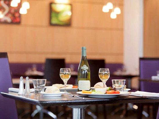 Rungis, Fransa: Restaurant