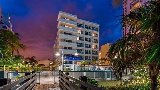 Best Western Plus Atlantic Beach Resort Updated 2018 Prices Hotel Reviews Miami Fl Tripadvisor