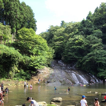 Awamatanotaki Waterfall ภาพ