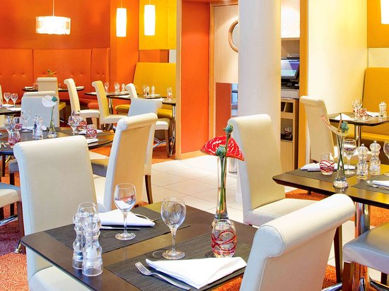 Maffliers, France: Restaurant