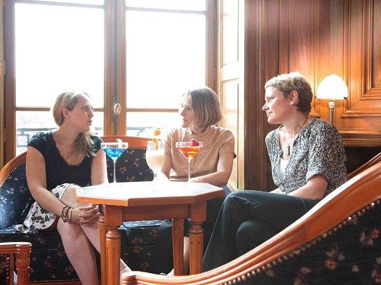 Maffliers, France: Meeting room