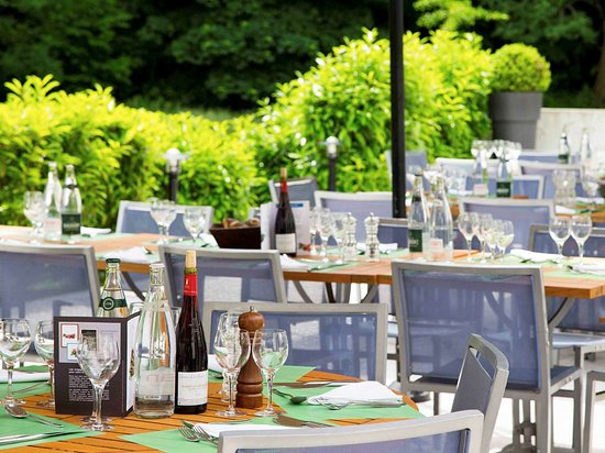 Maffliers, France: Bar Lounge