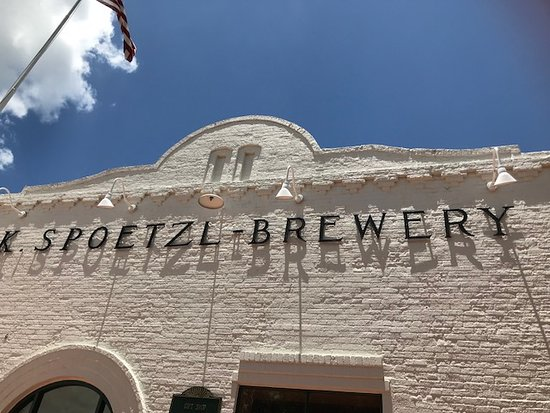 Shiner, Техас: Spoetzl Brewery