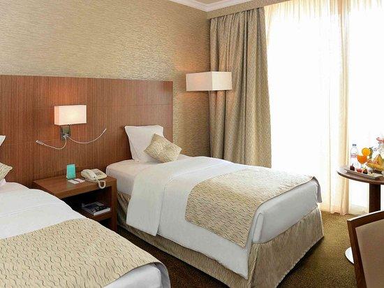Mercure Grand Hotel Doha: Guest room